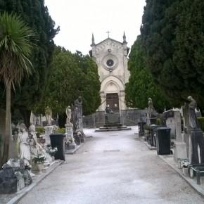 """Continuano gli interventi ai cimiteri del comune di Pescia     Giurlani """"Dobbiamo recuperare decenni di abbandono assoluto"""""""