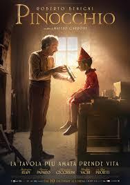 Giurlani scrive al regista Matteo Garrone per una proiezione speciale del film Pinocchio e il conferimento della cittadinanza onoraria.