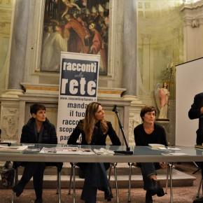 Lucca - Grande successo e forti emozioni per l'incontro con  ALESSANDRO GRECO e BEATRICE BOCCI alla BIBLIOTECA AGORA'.