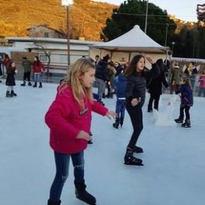 Mercoledì 11 dicembre inaugurazione di Pescia On Ice (Piazzale Anzilotti, nei pressi del supermercato Lidl)..