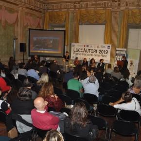 Sabato 25 gennaio  LuccAutori su Rai Tre Toscana