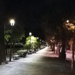 Parte una nuova tranche di illuminazione pubblica a Pescia. Investimento da 70mila euro della giunta Giurlani