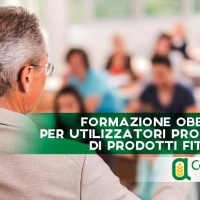 Nella sede di Confagricoltura Pistoia dal 18 al 27 febbraio (iscrizione entro il 13)  Corso di 20 ore per utilizzatore professionale di prodotti fitosanitari