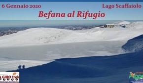 """""""Befana al Rifugio"""" - Escursione Lago Scaffaiolo"""