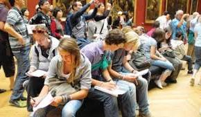"""Gli studenti dell'Istituto Marchi Forti partecipano a Salamanca all' Erasmus con il progetto  """" Caminos de ida y vuelta Dialogos culturales entre Espana e Italia""""."""