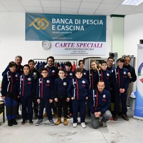 T.S.N. A Carrara la 1^ prova Regionale Federale
