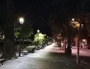 Illuminazione più efficiente ma che consuma meno: arrivano a Pescia altri lavori per 90mila euro