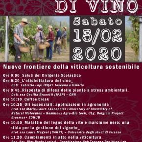 """Istituto Tecnico Agrario Anzilotti sabato 15 febbraio  """"Profumo DiVino"""""""