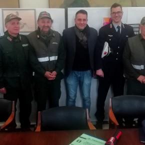 """A Pescia confermate le Guardie Ambientali Volontarie della Regione Toscana. Giurlani """"Grande risorsa per la nostra comunità"""""""