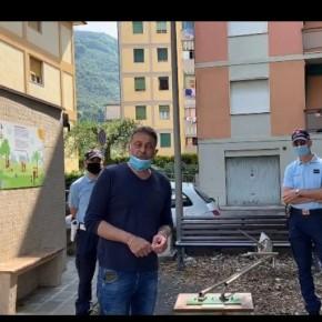 """Ancora un atto vandalico contro un Pinocchio a Pescia     Giurlani """"Non ci sono parole, episodi indegni della civiltà della città"""""""