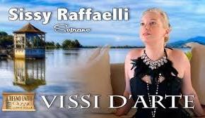 Nuovo cd e libro Sissy Raffaelli