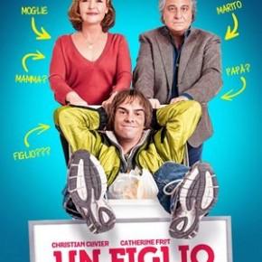 Pescia mercoledì 15 luglio. Cinema al Parco di via Mentana ''Un figlio all'improvviso''.