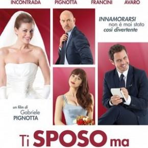 Cinema al Parco di via Mentana Ti Sposo ma non troppo