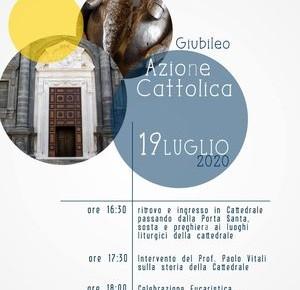 """Cattedrale di Pescia domenica 19 luglio ''Giubileo dell'Azione Cattolica"""""""