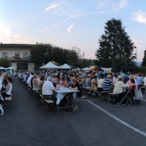 San Salvatore (Lucca). Quest'anno, a causa dell'emergenza COVID19, non si terrà la tradiionale festa in piazza.