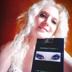 E' uscito ''I sagittabondi'' l'ultimo libro  dell'artista Sissy Raffaelli