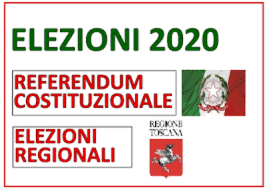 Referendum Costituzionale ed Elezioni Regionali il 20 e 21.09.2020  Informativa