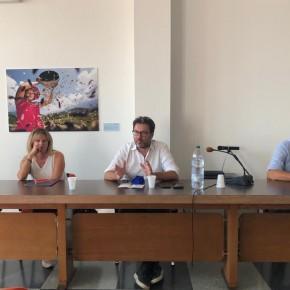 Il vice di Salvini all'incontro dell'Associazione vivaisti coi candidati leghisti alle regionali  Giorgetti: «il distretto vivaistico va tutelato al pari degli altri comparti del florovivaismo»