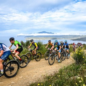 Mondiali UCI MTB Marathon 2021: l'Isola d'Elba presenta il percorso a professionisti ed appassionati
