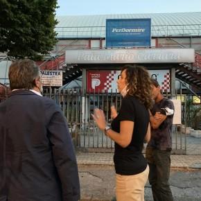 Comunicato della candididata alle Regionali LISA INNOCENTI (Italia Viva): «sottovalutata in questa campagna elettorale la crisi dello sport, per effetto sia di carenze strutturali che della pandemia»