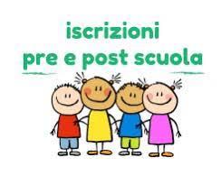 Servizio Pre-Post Scuola a.s. 2020/21  Modalità di iscrizione