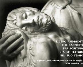 Pescia al centro della cultura nazionale con il convegno su Libero Andreotti e il rapporto fra scultura e architettura
