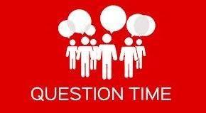 A PESCIA IL QUESTION TIME ISTITUZIONALE DEI CITTADINI SLITTA ECCEZIONALMENTE A GIOVEDI', STESSA ORA       GIOVEDI' 24 SETTEMBRE 2020, ORE 15, IN DIRETTA STREAMING SUL SITO DEL COMUNE DI PESCIA