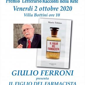 FESTIVAL LUCCAUTORI   Venerdì 2 ottobre ore 10 sala conferenze Villa Bottini