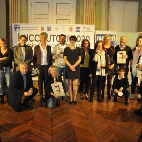 LUCCAUTORI 2020 - PREMIO RACCONTI NELLA RETE  Un grande successo con il coinvolgimento degli studenti e degli autori di tutta Italia  L'annuncio: Bruno Bozzetto firmerà la copertina dell'antologia 2021 di Racconti nella Rete