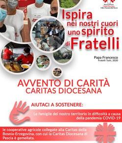 Caritas Diocesana Avvento di carità