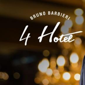 Domenica 21 febbraio su TV8 - Hotel Esplanade in gara con BRUNO BARBIERI - 4 HOTEL