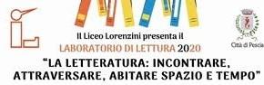 Pescia Liceo Lorenzini 24 marzo ''La letteratura: incontrare, attraversare, abitare spazio e tempo''-