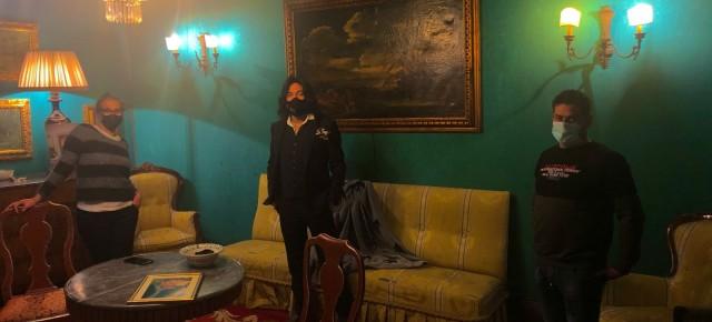 """A Chiesina Uzzanese e Lucca il bello fa sistema per superare la crisi pandemica    Gli stilisti Patrizia Ricci, Luca Piattelli, Nicola Barbato insieme per """"L'urlo dell'artista"""""""