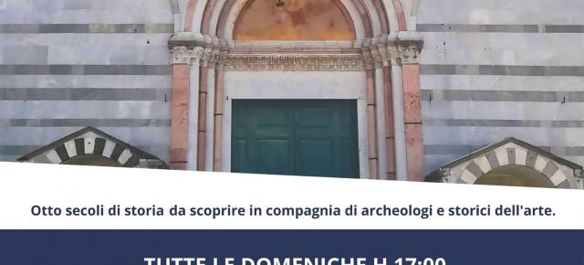 Lucca domenica 13,20 e 27 giugno. Visite guidate gratuite al Complesso Conventuale di San Francesco a Lucca