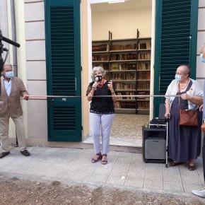 Inaugurata la Biblioteca G.B. Giordano all'ex ospedale psichiatrico di Maggiano