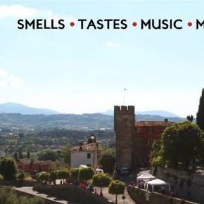 OLTREMUSICA odori | sapori | musica | ricordi Sentieri di emozioni a Buggiano Castello