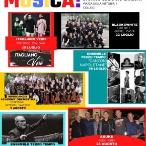 """Collodi, i Black&White di Prato  sono i protagonisti del concerto del 22 luglio  Il gospel """"per tutto l'anno"""" protagonista della serata ad ingresso gratuito"""