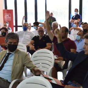 All'assemblea dei soci dell'Associazione Vivaisti Italiani di ieri approvati all'unanimità bilancio e nuovo Consiglio direttivo  Conti in ordine e progetti confermati per AVI, ma le aziende vivaistiche del distretto di Pistoia attendono i contributi regionali deliberati