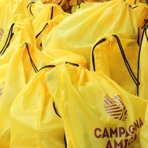 CAMPAGNA AMICA SALE IN TRENO E VA IN MONTAGNA.  Domenica 11 luglio  Pranzo al sacco preparato dalle cuoche contadine  per i viaggiatori del Porrettana Express
