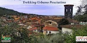 Trekking Urbano Pesciatino nei venerdì di luglio e agosto