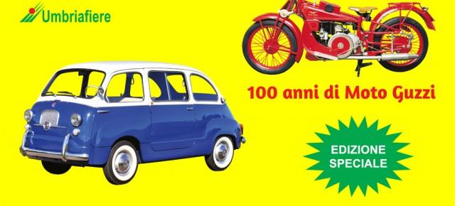 2-3 ottobre. Mostra Scambio Auto e Moto d'epoca Bastia Umbra 2021