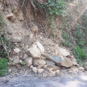 Esposto sulla viabilità in montagna presentato dal circolo Arci di Vellano