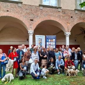 Grande successo per la festa del ventennale del premio Racconti nella Rete. Sabato 25 al via le mostre a Villa Bottini
