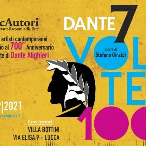 Lucca/ sabato 25 settembre. LUCCAUTORI Inaugurazioni mostre Dante sette volte cento e Racconti a colori a Villa Bottini