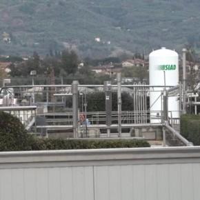 Fratelli D'Italia Pescia: ''no alla alienazione del depuratore di Veneri''.