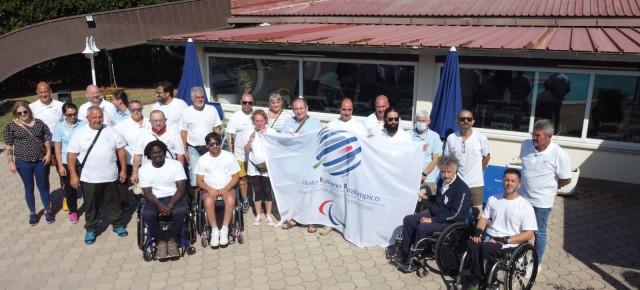 T.S.N. Pescia. Anche il Tiro a segno Pescia presente al Campus Paralimpico
