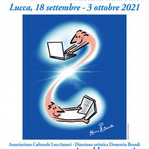 Lucca - Presentato il 27° festival LuccAutori - 20° premio Racconti nella Rete