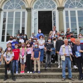 Lucca - Gli studenti vincitori del premio Mario Tobino 2020/2021