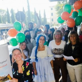 Successo per la caccia al tesoro a Collodi, oltre 150 partecipanti     La manifestazione organizzata nell'ambito delle Bandiere Arancioni