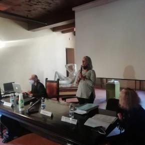 Una linea d'ombra, rinviata la lezione di Tomaso Montanari al 5 novembre . Invariati gli altri appuntamenti del 22 ottobre e 5 novembre